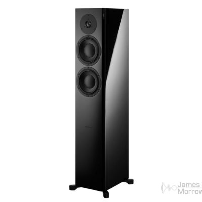 dynaudio focus 30 xd gloss black front side product image
