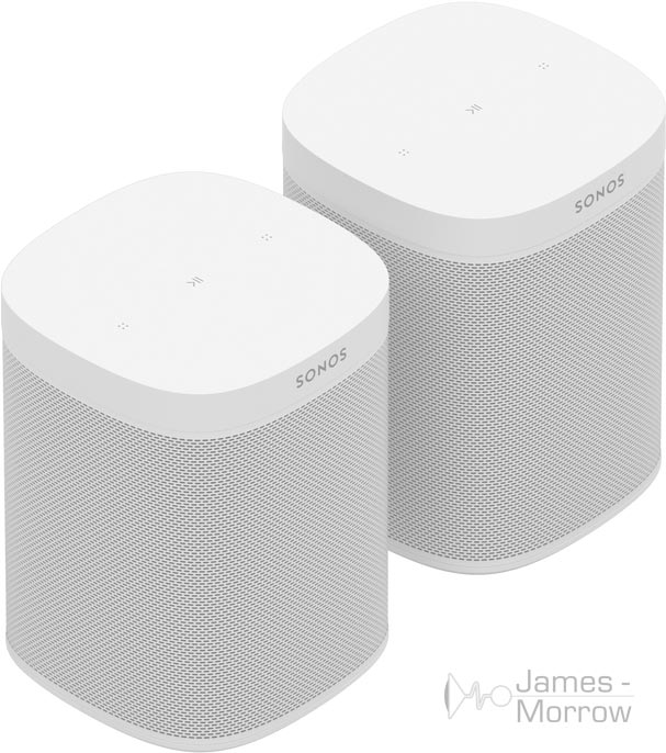 Sonos one sl pair white bundle product image