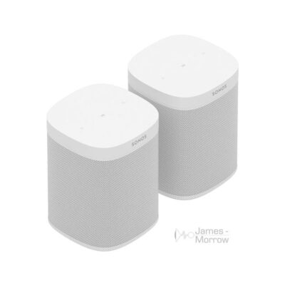sonos one sl bundle two room set white profile product image