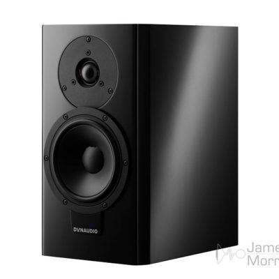 dynaudio xeo 20 black front side product image
