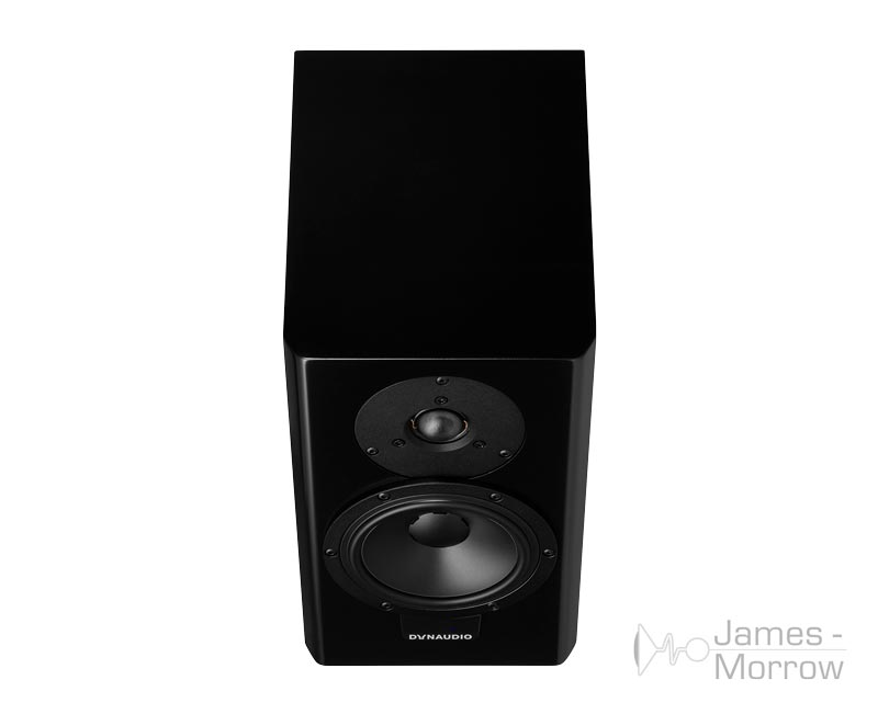 dynaudio xeo 20 black front top product image