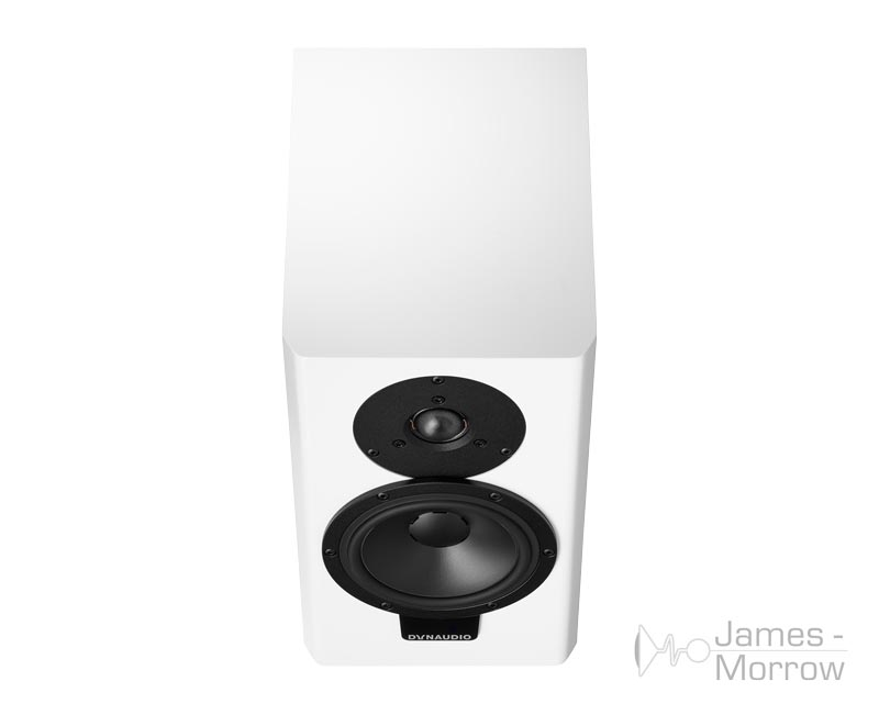 dynaudio xeo 20 white front top product image