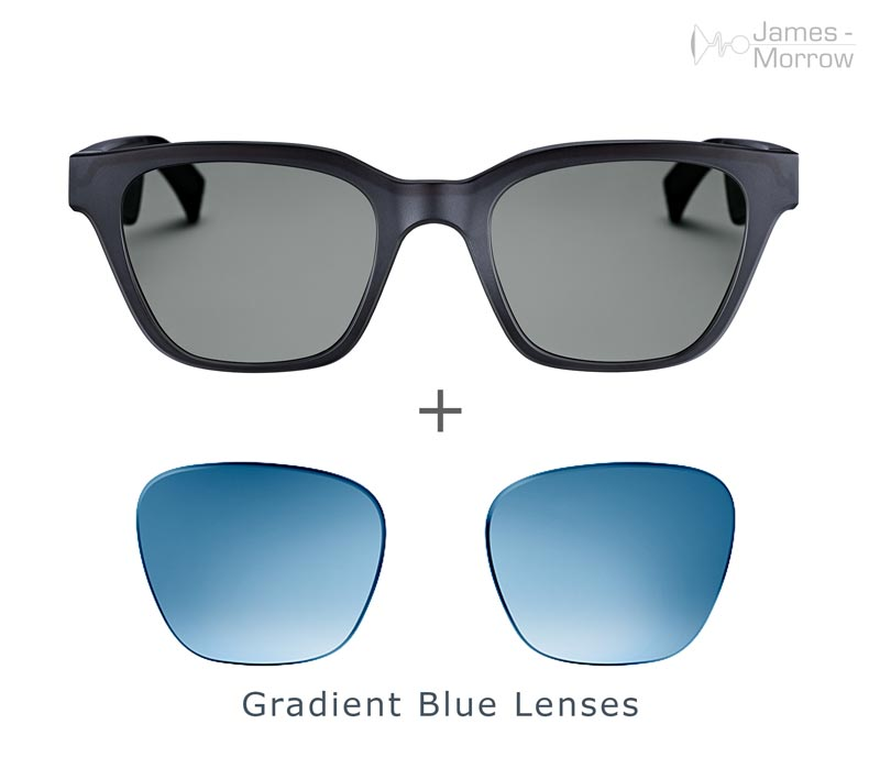 Bose Frames Alto SM with blue lenses product image