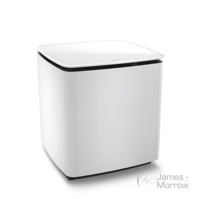 bose bass module 700 white front side product image
