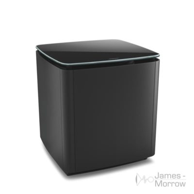 bose bass module 700 black front side product image
