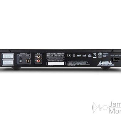 NAD C 538 CD Player back product image