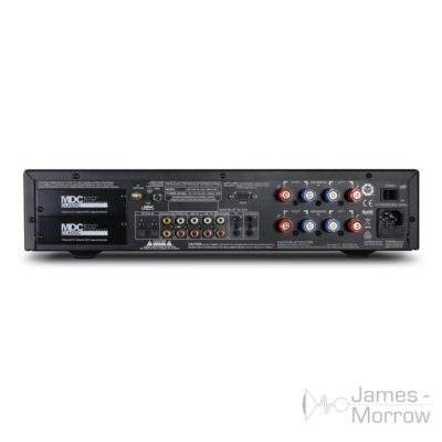 NAD C 368 amplfiier no MDC module back product image