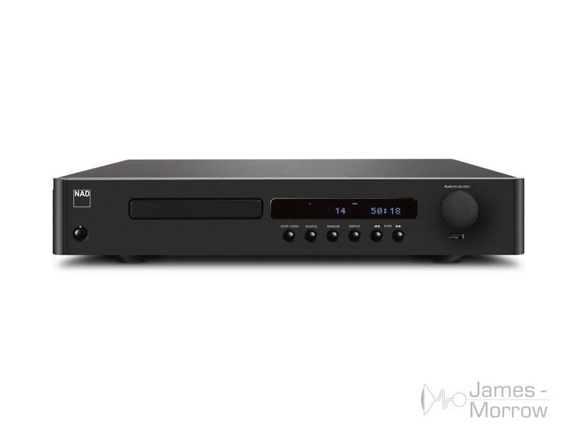 NAD C 568 CD player front product image