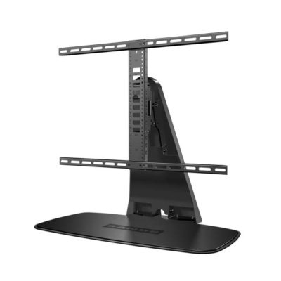 sanus swivel tv stand for playbase black profile product image