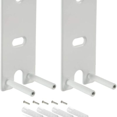 bose omnijewel wall bracket white product image