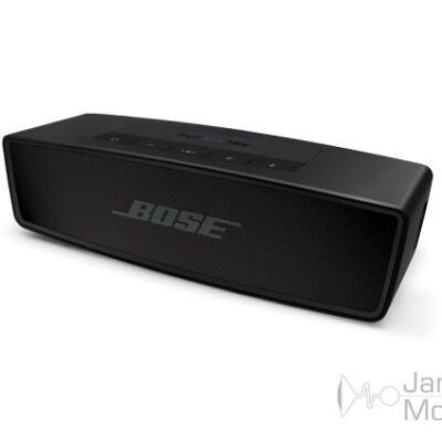 Bose SoundLink Mini II Special Edition black front side resize product image