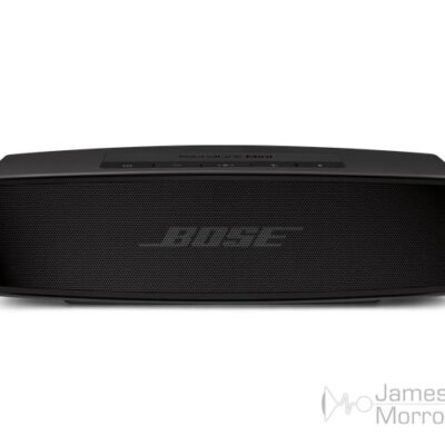Bose SoundLink Mini II Special Edition black front product image