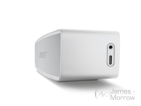 Bose SoundLink Mini II Special Edition silver side product image