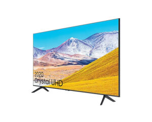 samsung tu8000 front side product image