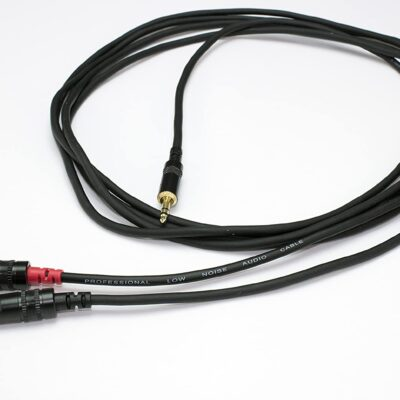 neutrik 3.5mm to 2x phono cable product image 2