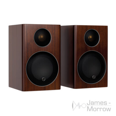 monitor audio radius 90 walnut pair product image