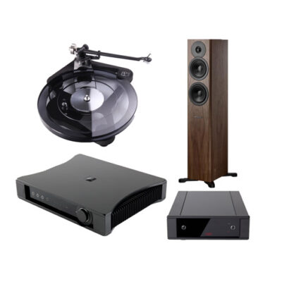 Prestige Turntable Bundle Product Image