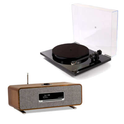 Ruark and Rega Turntable Bundle Product Image