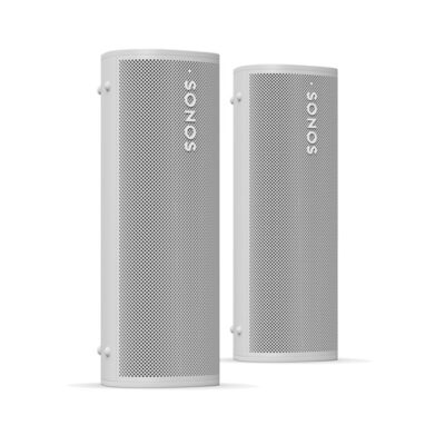 Sonos Roam Pair White Front Side product image