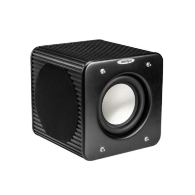 velodyne microvee mk 2 black front product image