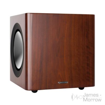 monitor audio radius 380 walnut front product image