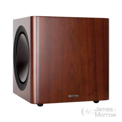 monitor audio radius 390 black front product imagemonitor audio radius 380 walnut front product image