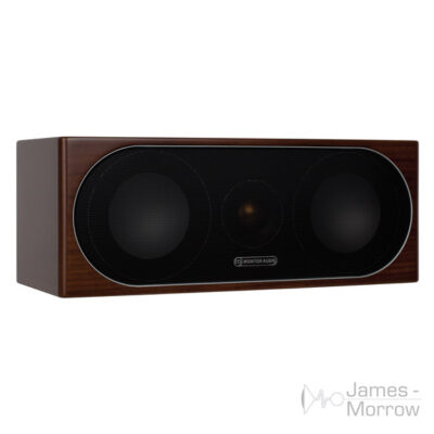 monitor audio radius 200 walnut front product image