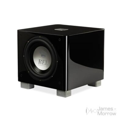 REL T7X black front side product image