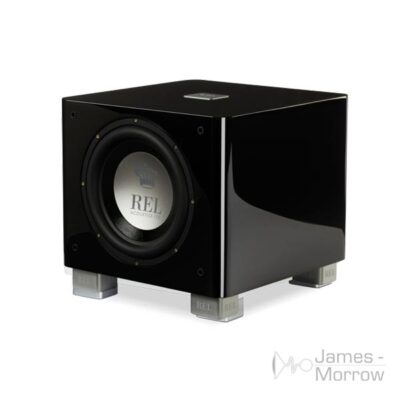 REL T9X Black front side product image