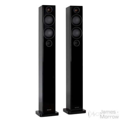 monitor audio radius 270 black pair product image